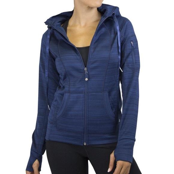 2cb88524ce511 90 Degree By Reflex Jackets & Blazers - 90 Degree by Reflex Performance  Fleece Hoodie